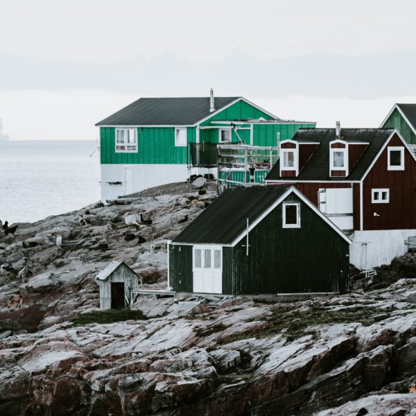 Greenland Village by Annie Spratt