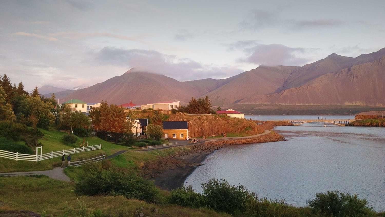Landscape - Borgarnes, Iceland - Joseph L. Cheek