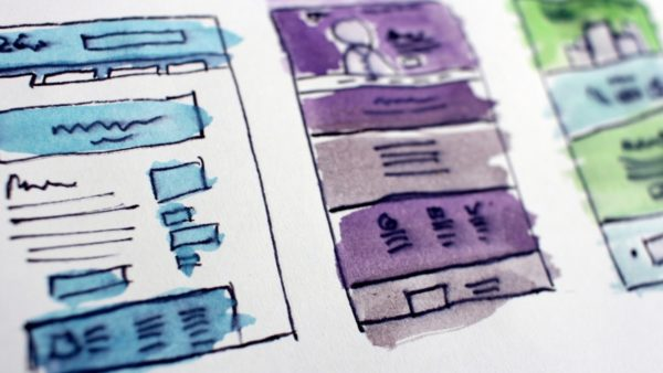 Website wireframes - Photo by Photo by Hal Gatewood